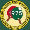 30 Jahre ESV B'hofen - Jubiläumsfeier